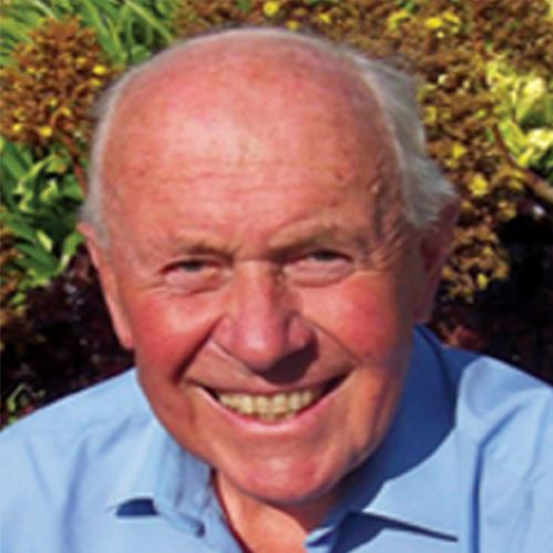 Richard Larn OBE